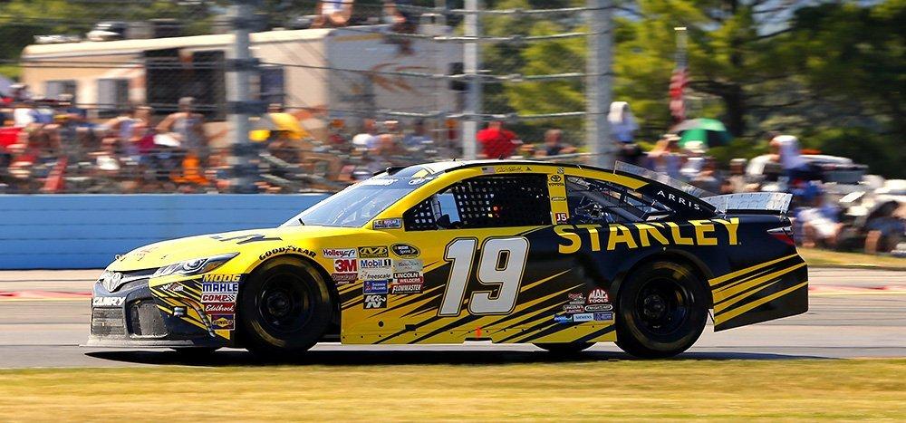 7-9 August, 2015, Watkins Glen, New York USA Carl Edwards, Stanley Toyota Camry ©2015, Russell LaBounty NKP