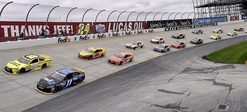 2015 NASCAR Sprint Cup Series, Dover