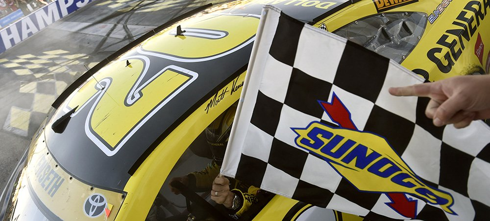2015 NASCAR Sprint Cup Series, New Hampshire