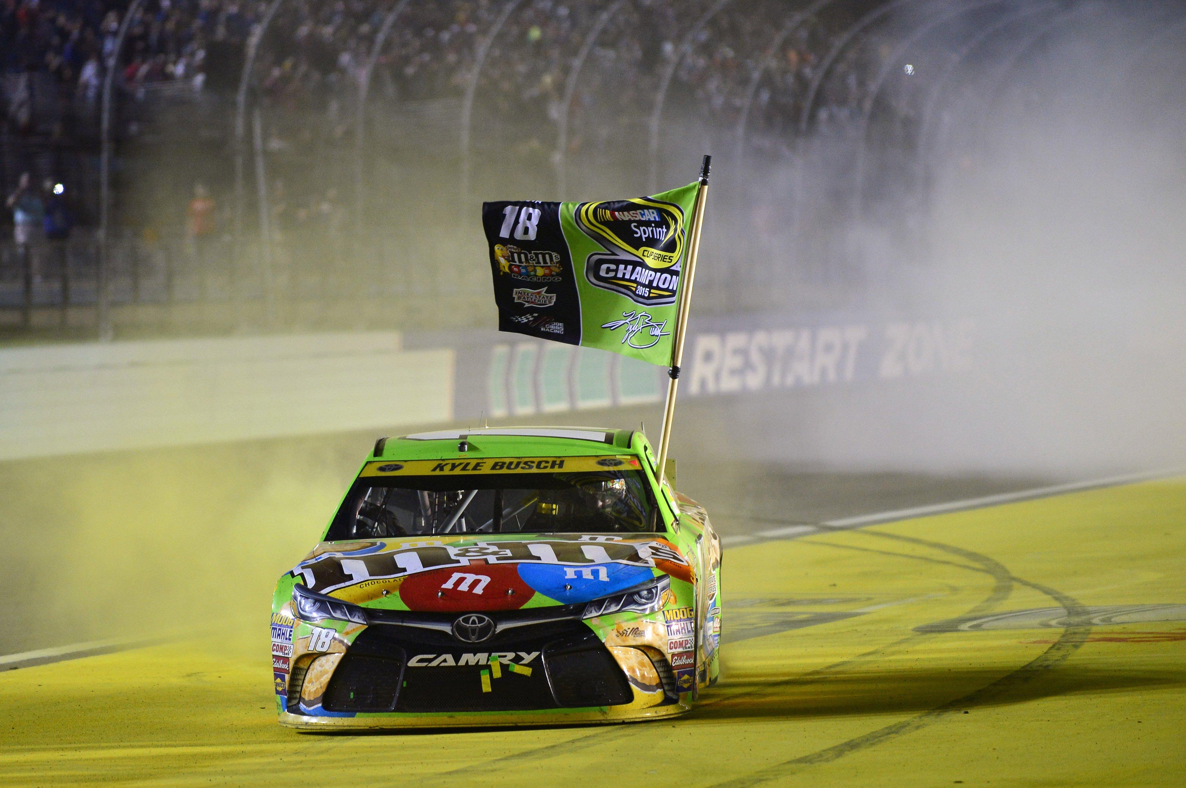 2015 NASCAR Sprint Cup Series, Homestead