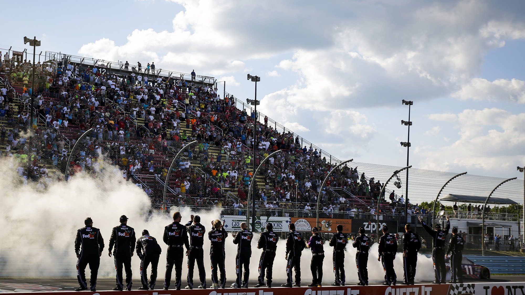 2016 Sprint Cup Watkins Glen